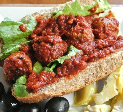 Spicy Mexican Sausage Hoagie