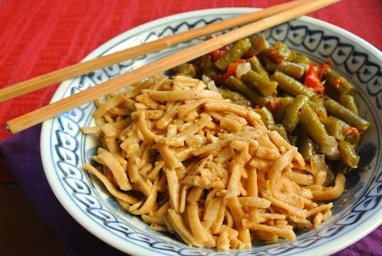Thai Curry Fettuccine