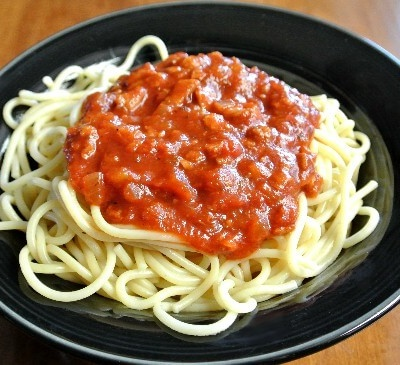 Spaghetti Sauce from the Slow Cooker