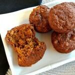 Apple Granola Muffins