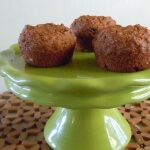 Carrot Applesauce Muffins