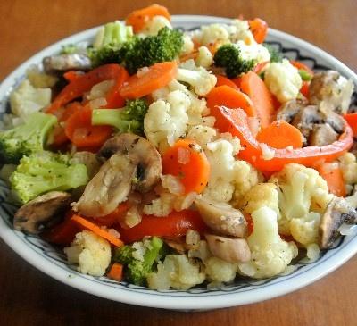 Vegetable Jumble