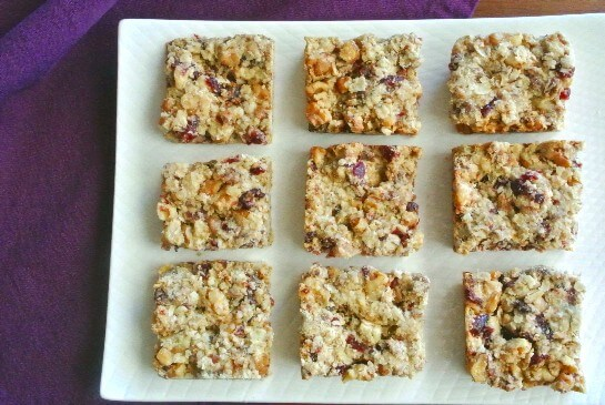Date Raisin Breakfast Bar - Have Two