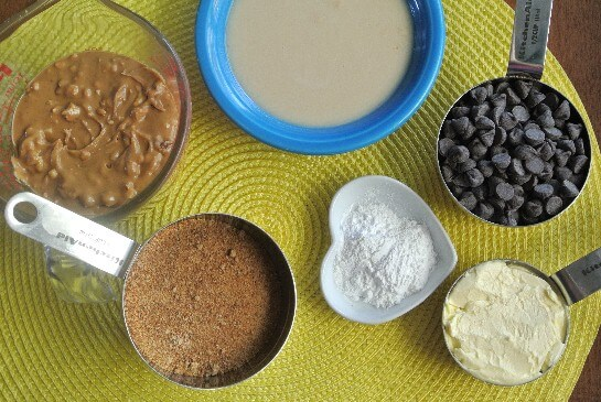 Peanut Butter Muffins Ingredients