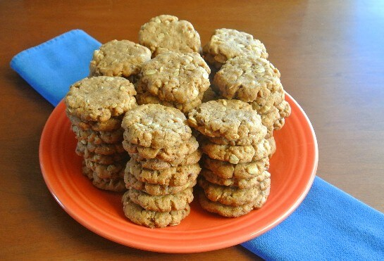 Healthier Kitchen Sink Cookies