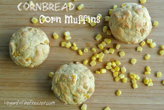 Cornbread Corn Muffins Ready