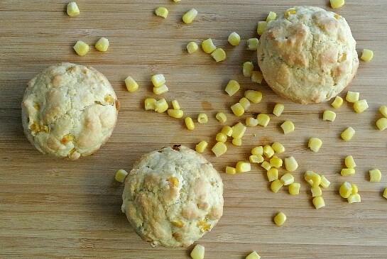 Cornbread Corn Muffins