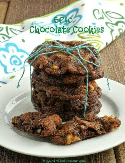 Epic Chocolate Cookies con Pin Word