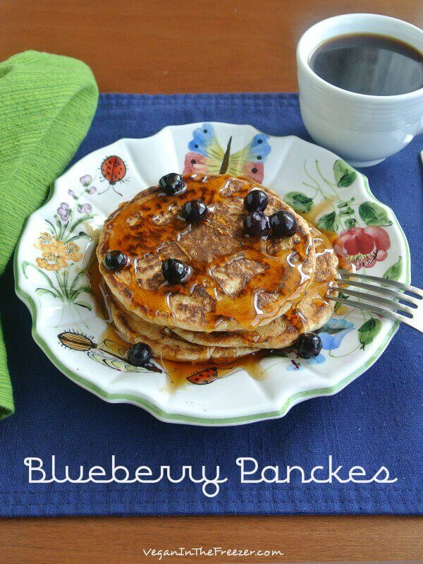 `Blueberry Pancakes Pin Word