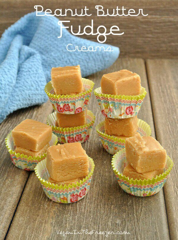 Peanut Butter Fudge Creams Pin