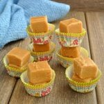 Peanut Butter Fudge Creams Square