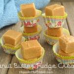 Peanut Butter Fudge Creams