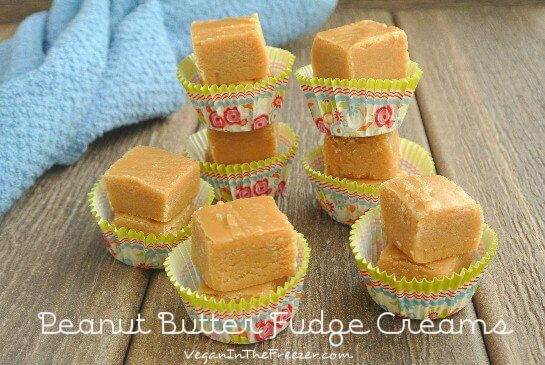 Peanut Butter Fudge Creams