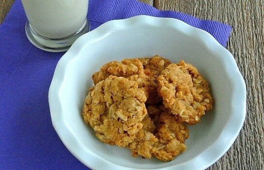 Crackerjack Cookies