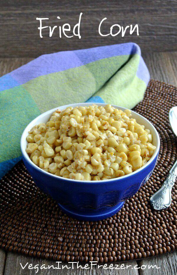 Fried Corn Bowl Pin Word