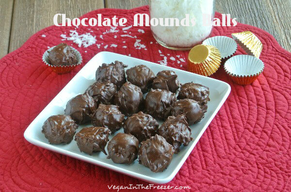 Chocolate Mounds Candy Word
