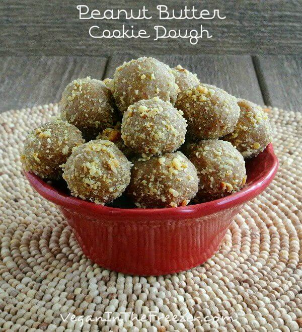 Peanut Butter Cookie Dough Red Pin Word