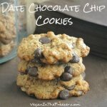Date Chocolate Chip Cookies Word