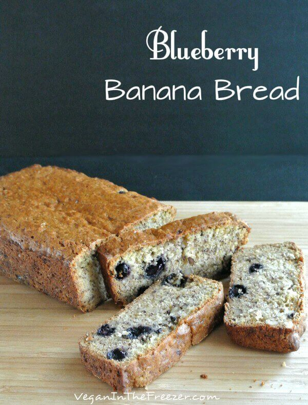 Blueberry Banana Bread Pin