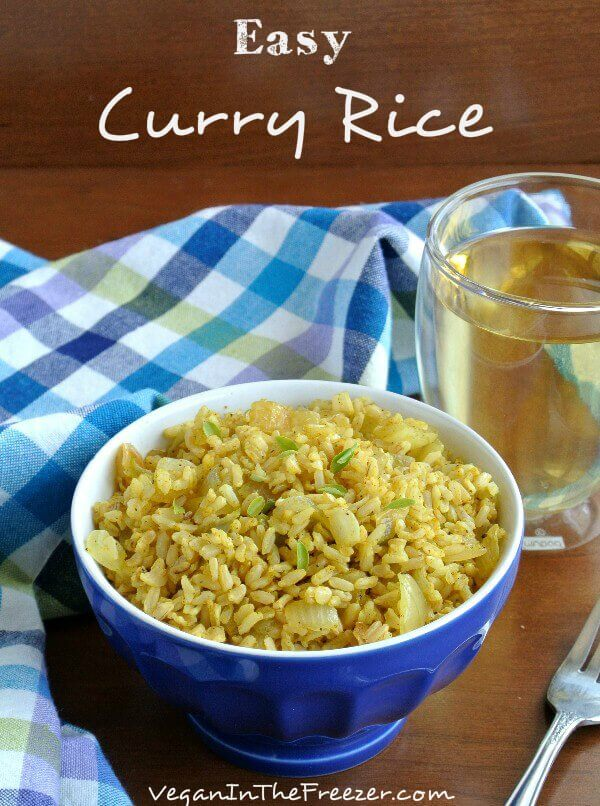 Easy Curry Rice Pin Word