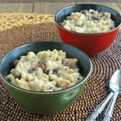 Real Baked Rice Pudding – Gluten Free