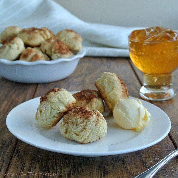 Cinnamon Cookie Biscuits