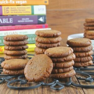 Healthiest Peanut Butter Cookies are sweet, crunchy and delicious.
