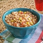 Slow Cooker Navy Bean Soup 600