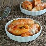 Veggie Stuffed Pasta Shells