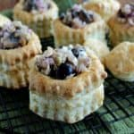 Californian Puff Pastry Appetizer
