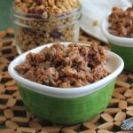 Your Favorite Granola Pudding is a stick to you ribs breakfast comfort food.