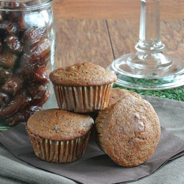 Date Bran Muffins