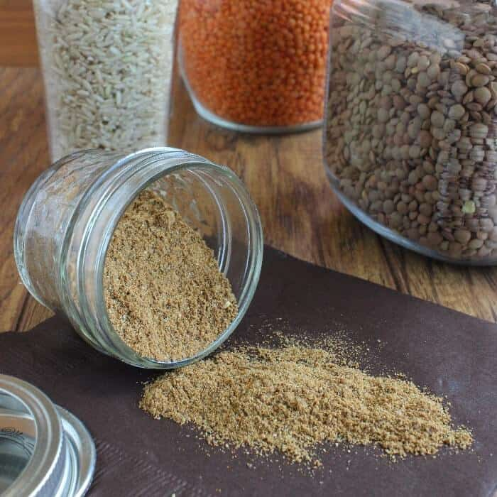 Garam Masala is a spice mixture that will take you a long way in adding flavors to your dishes. A simple blend that you just mix and use whenever it calls.