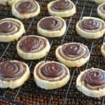 Mint Chocolate Pinwheel Cookies