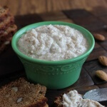 Homemade Almond Mayonnaise