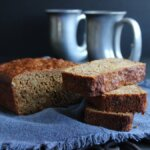 Black Walnut Pear Bread