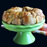 Apple Cinnamon Rolls Monkey Bread are made from pre-packaged sweet rolls and then with a few tweaks you have something very special. Image