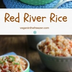 Red River Rice is simple and versatile and something the whole family will enjoy. After the rice is complete you can even toss in sauteed zucchini.