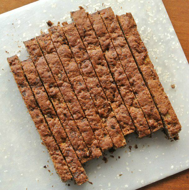 Whole Wheat Banana Bread Croutons are a surprise for your friends and family and a special addition to salads.
