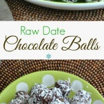 Raw Date Chocolate Balls are made with the best variety of ingredients - always sweet, crunchy and chocolaty.