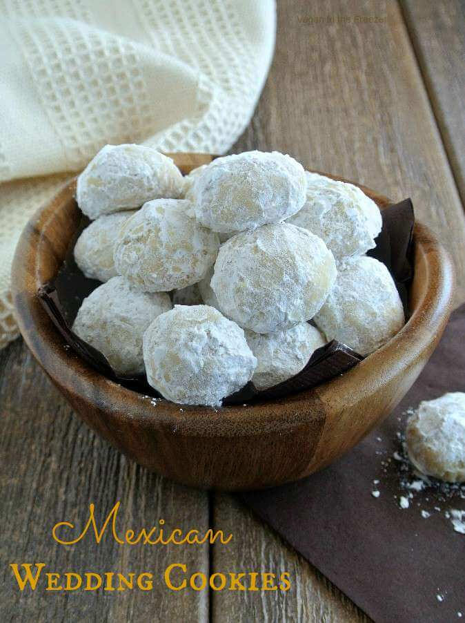 The simplicity of Mexican Wedding Cookies makes them accessible to everyone - right out of their own oven.