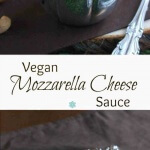 Vegan Mozzarella Cheese is easy to make and is the perfect texture. A little gooey for dips & spreads and creamy enough for casseroles.