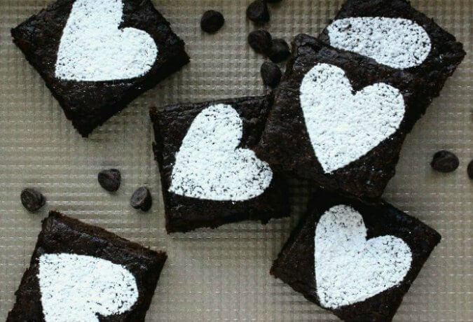 Chocolate Crunch Brownies are rich with chips of chocolate in every bite.