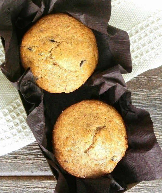 Espresso Chocolate Chip Muffins are deep rich muffins. Easy to make and you deserve that extra oomph of chocolaty goodness.