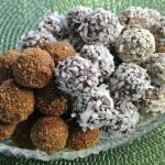 Chambord Chocolate Truffles