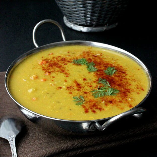 Red Lentil Dahl Soup is easy to make but has a couple of unusual steps to complete this flavorful and satisfying soup. You have got to try it!