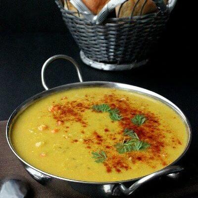 Red Lentil Dahl Soup