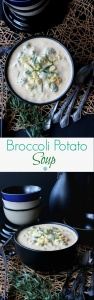 Healthy Broccoli Potato Soup has complex flavors and is also easy to make. Packed full of veggies your family will love with plenty of 'back-for-more' power.