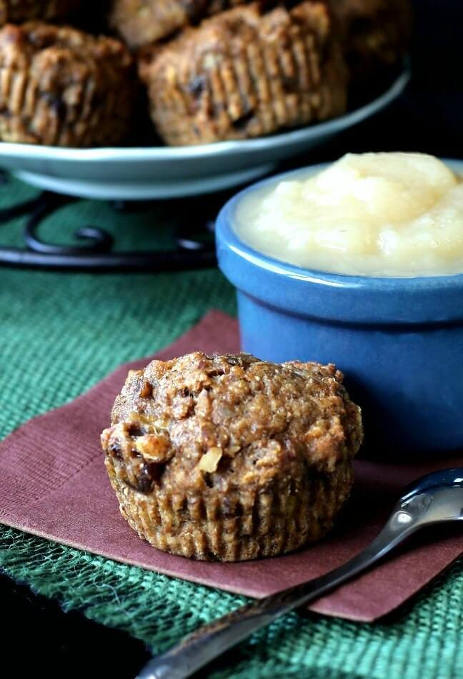 Hawaiian Banana Date Muffins are moist and easy. Mix, bake and you'll be feeling the ocean breeze in no time.