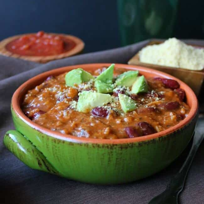two bean camp chili 650 pm sat mini